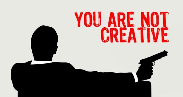 YouAreNotCreative